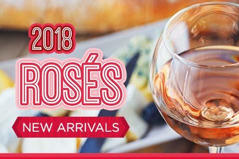 2018 Rosé New Arrivals | WineDeals.com