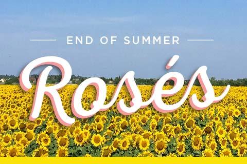 End of Summer Roses | WineMadeEasy.com