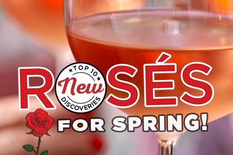 Our Top 10 Spring Rose New Discoveries | WineTransit.com