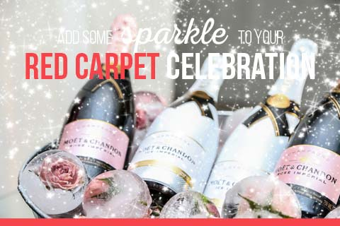 Add Some Sparkle to your Red Carpet Celebration | WineDeals.com