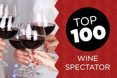 Wine Spectator Top 100 | WineDeals.com