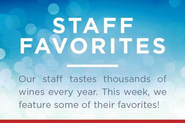 Staff Favorites! | WineTransit.com