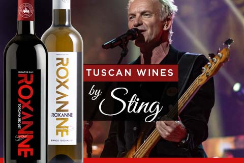 Tuscan Wines by Sting | WineMadeEasy.com