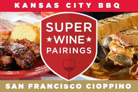 Super Wine Pairings | WineDeals.com