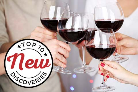Top 10 New Discoveries | WineDeals.com