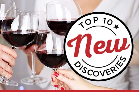 Our Top 10 New Discoveries | WineDeals.com