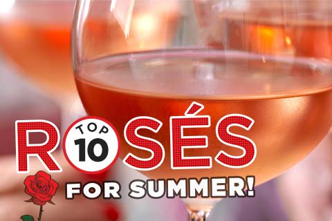 Our Top 10 Roses for Summer! | WineDeals.com