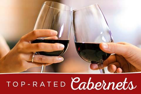 Top-Rated Cabernet | WineDeals.com
