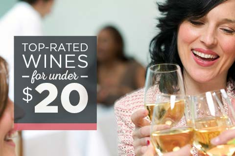 top rated wine for under 20 | WineDeals.com