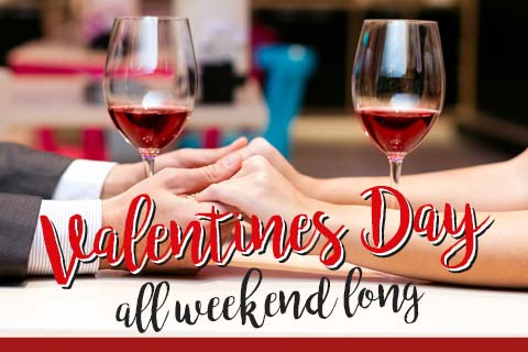 Celebrate Valentine's Day All Weekend | WineDeals.com