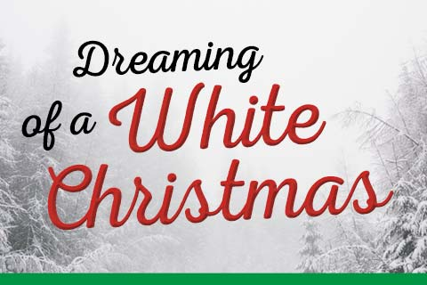 Dreaming of a White Christmas | WineMadeEasy.com