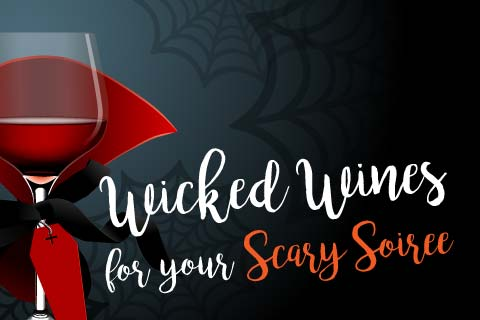 Wicked Wines for your Scary Soiree   WineDeals.com