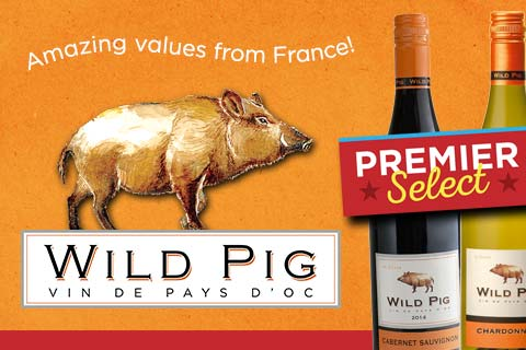 Discover Wild Pig Wines | WineTransit.com