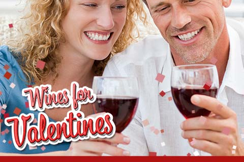 Wines for Valentines | WineDeals.com