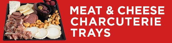 Premier Gourmet Meat & Cheese Charcuterie Trays