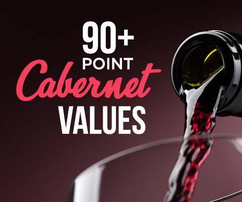 90-Point Cabernet Values | WineMadeEasy.com