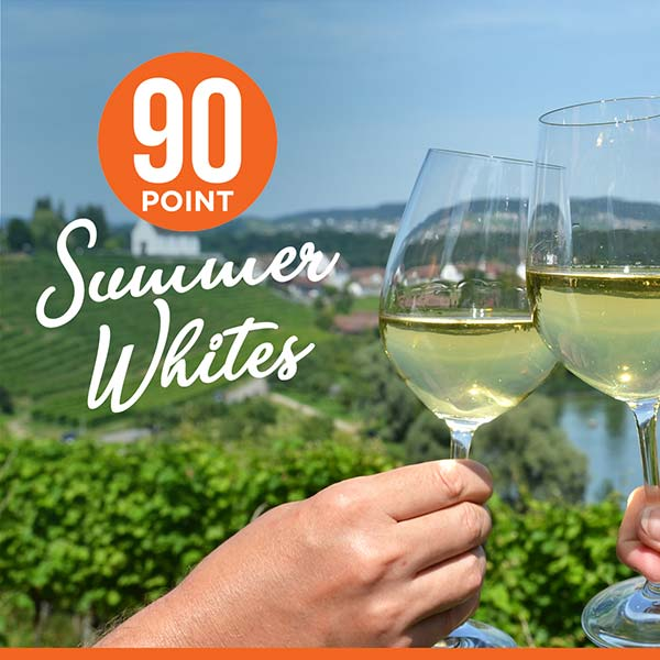 90-Point Summer Whites
