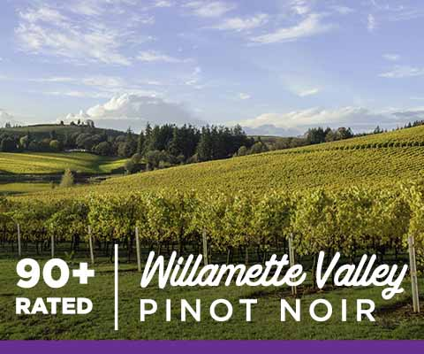 90+ Point Willamette Valley Pinot Noirs | WineMadeEasy.com