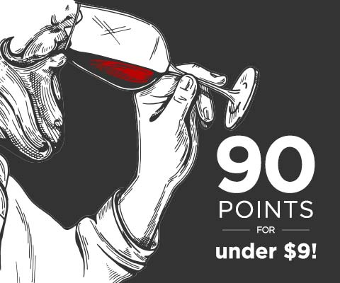 90 points and under $9 | WineMadeEasy.com