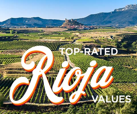Best-rated Rioja values from Spain   WineMadeEasy.com