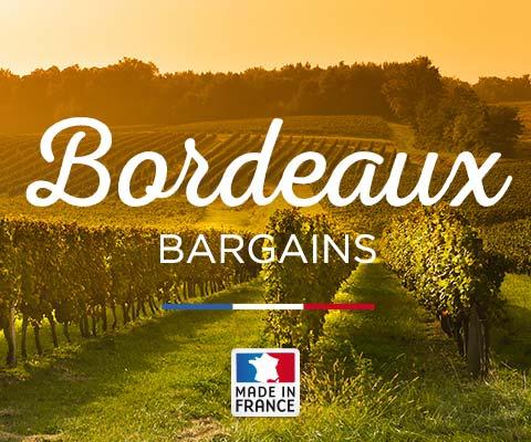 Bordeaux Bargains   WineTransit.com