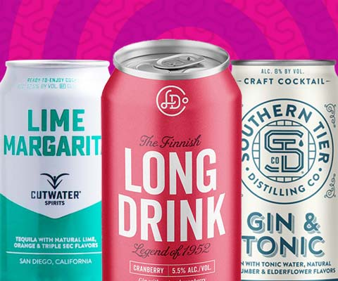 Ready-to-Drink Canned Cocktails | WineTransit.com