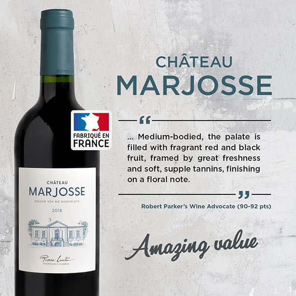 It's back! 90+ rated Bordeaux for $12.99