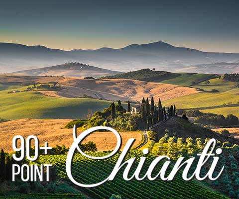 90-Point Plus Chianti | WineMadeEasy.com