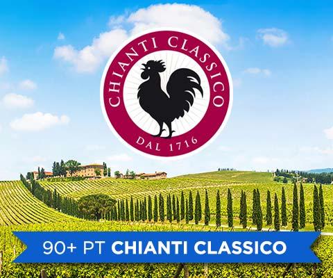 90+ rated Chianti Classico | WineMadeEasy.com