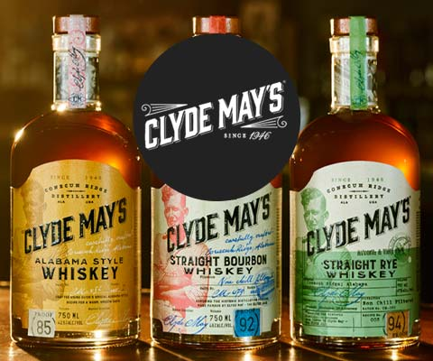 Clyde May's Whiskey Virtual Testing | WineDeals.com