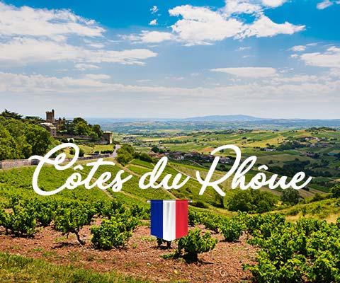 Côtes du Rhône | WineMadeEasy.com
