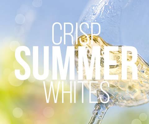Crisp Summer Whites   WineTransit.com