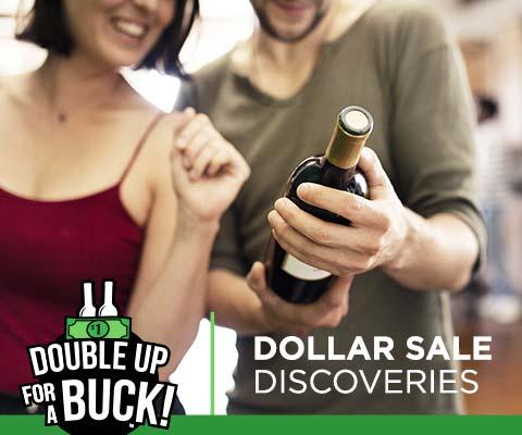 Dollar Sale Discoveries   WineDeals.com