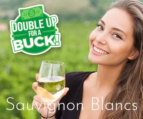 Dollar Sale Sauvignon Blancs - Crisp & Refreshing! | WineTransit.com