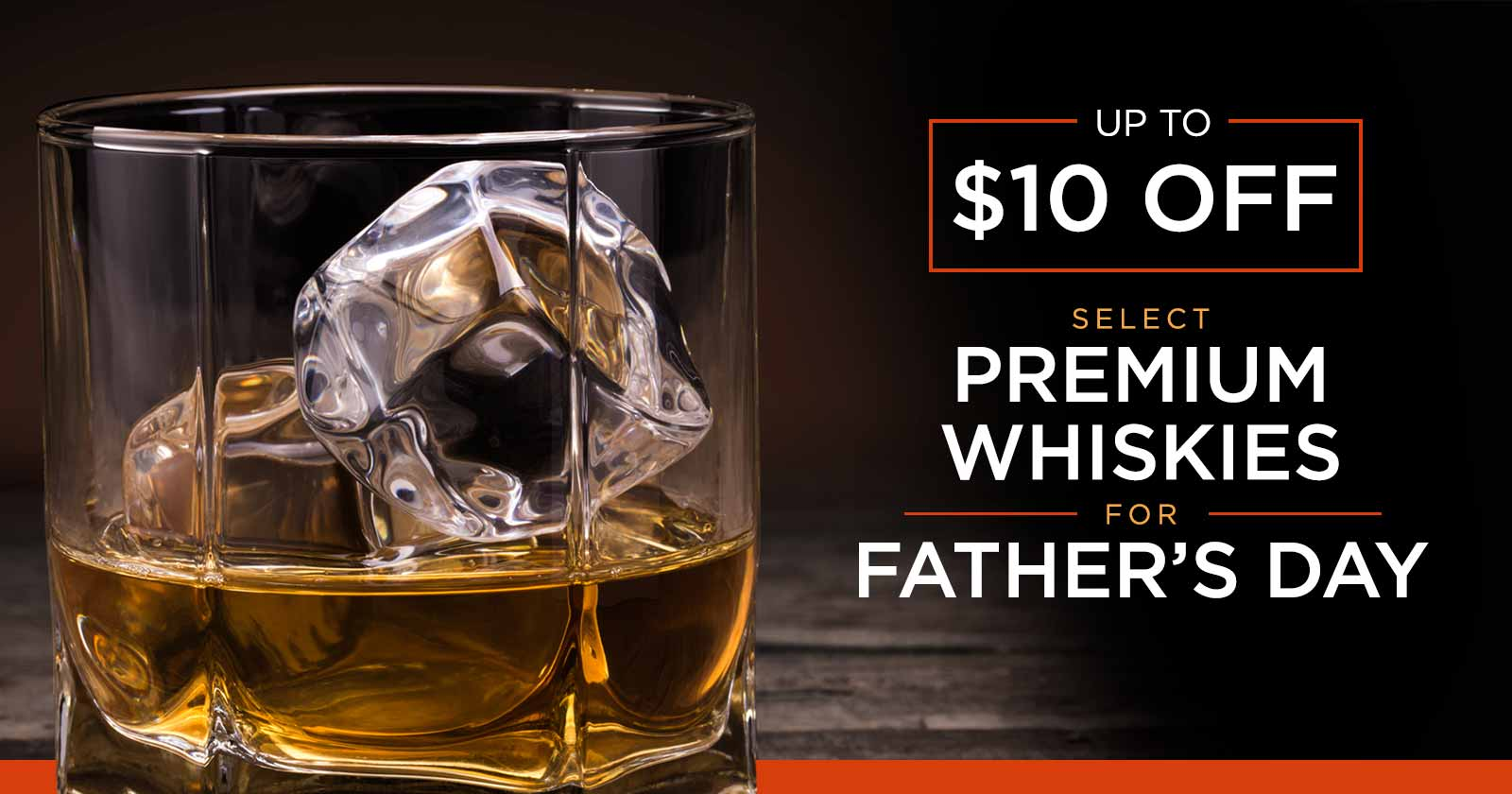 Dad Deserves a Drink! Premium Whiskies for Father's Day