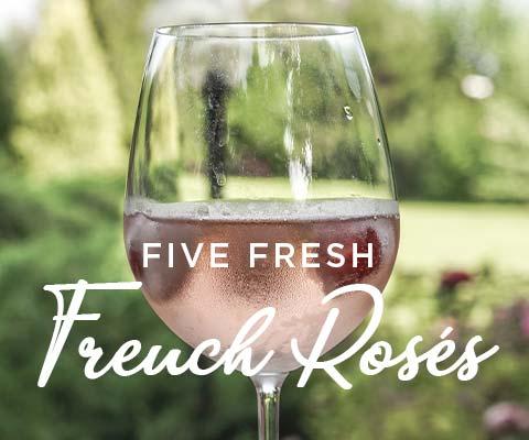 Five Fresh French Rosés   WineMadeEasy.com