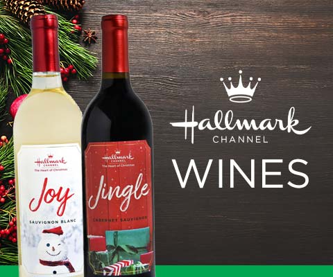 Introducing Hallmark Channel Wines | WineMadeEasy.com