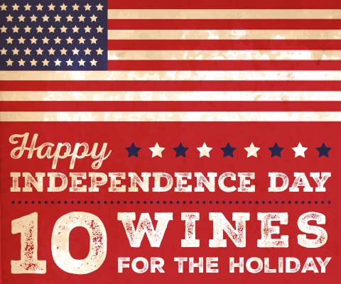 10 Great Wines for the 4th of July | WineDeals.com