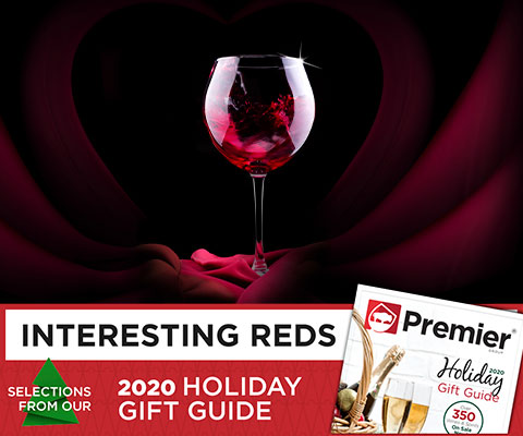 Holiday Gift Guide 2020: Interesting Reds | WineDeals.com