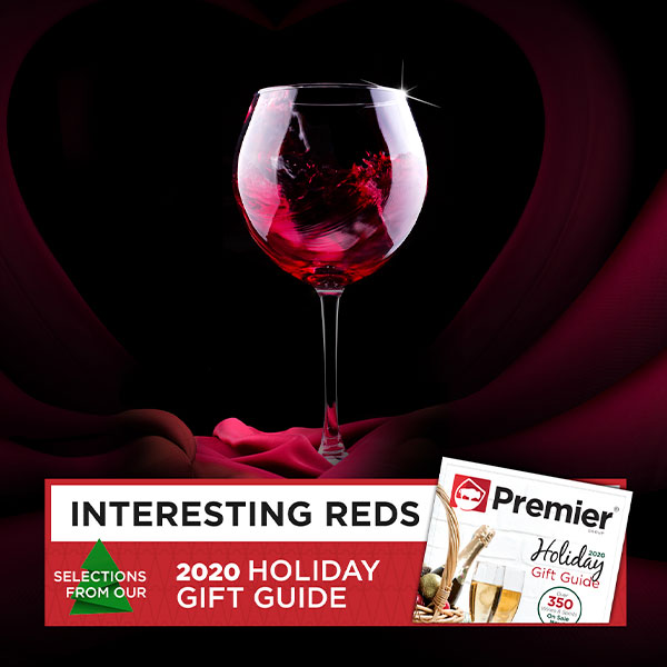 Holiday Gift Guide 2020: Interesting Reds