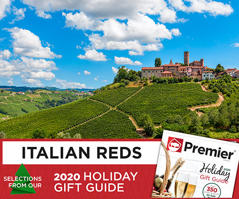 Holiday Gift Guide 2020: Italian Reds   WineDeals.com