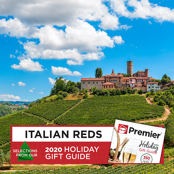 Holiday Gift Guide 2020: Italian Reds
