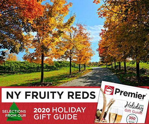 Holiday Gift Guide 2020: New York Fruity Reds | WineDeals.com