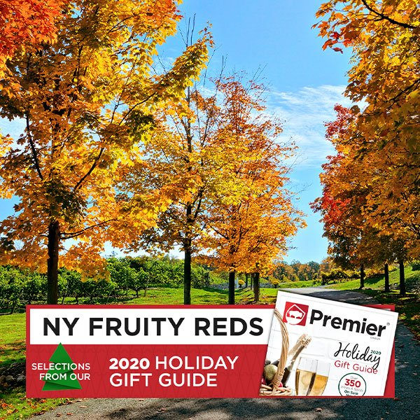 Holiday Gift Guide 2020: New York Fruity Reds