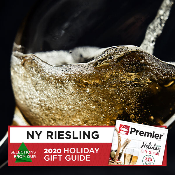 Holiday Gift Guide 2020: New York Riesling