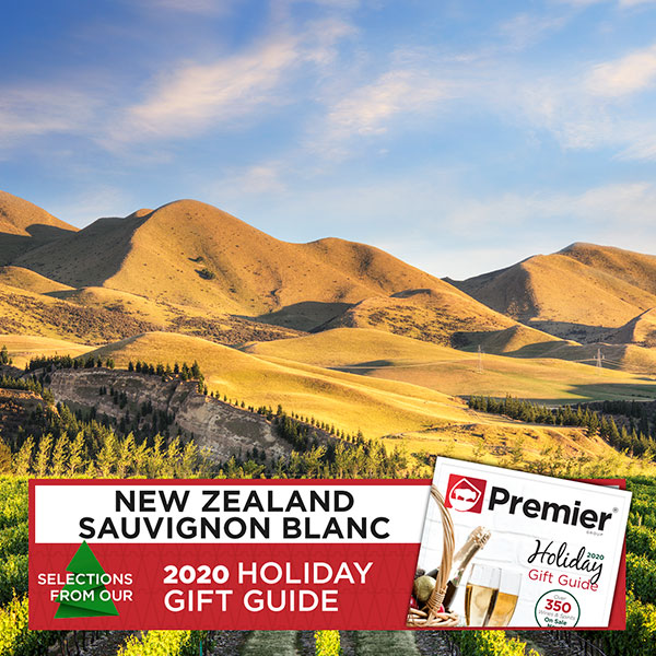 Holiday Gift Guide 2020: New Zealand Sauvignon Blanc