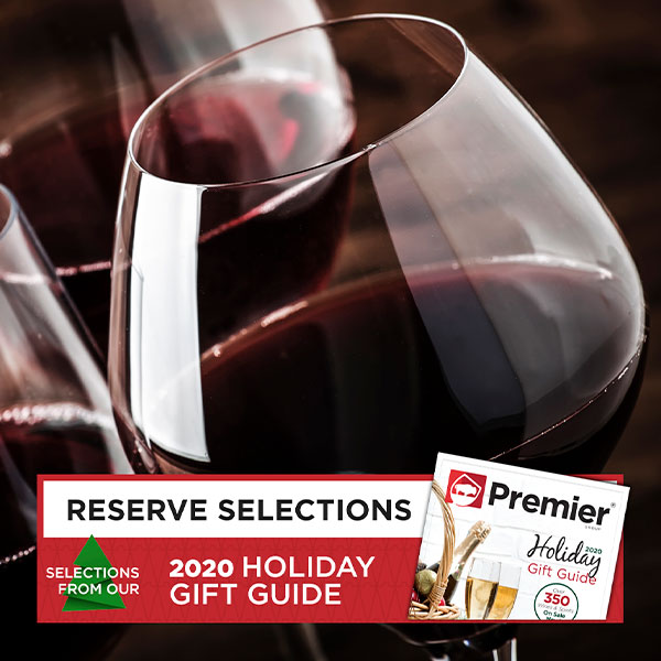 Holiday Gift Guide 2020: Reserve Selections