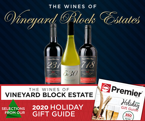 Holiday Gift Guide 2020: The Wines of Vineyard Block Estate | WineMadeEasy.com