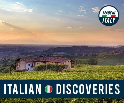 Italian Discoveries | WineMadeEasy.com