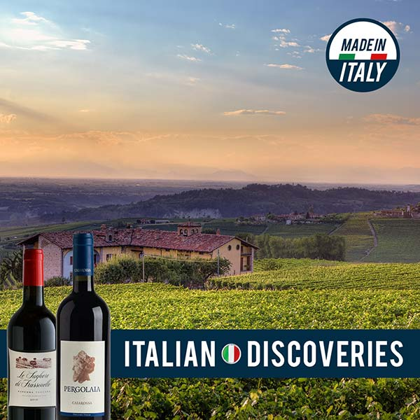 Italian Discoveries